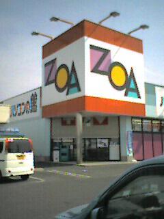 ZOA岡山店